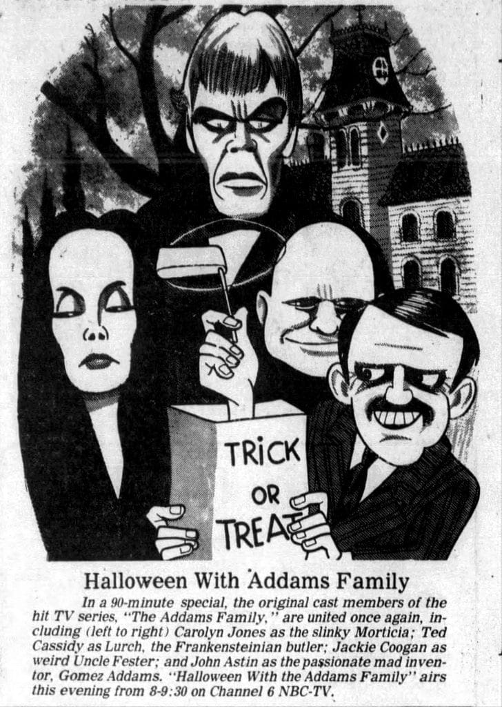 Halloween with the Addams Family 1977