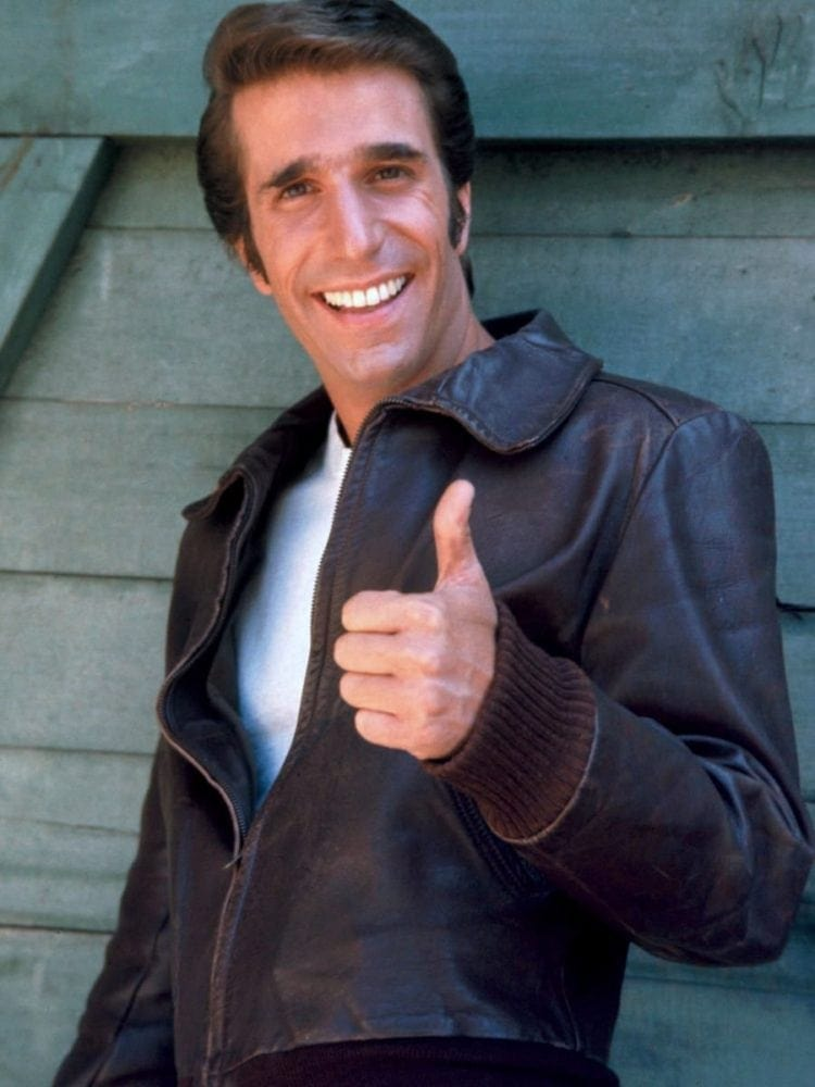 Happy Days Fonzie Ayyyy