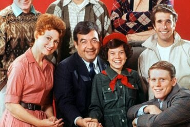 Happy Days cast 1974