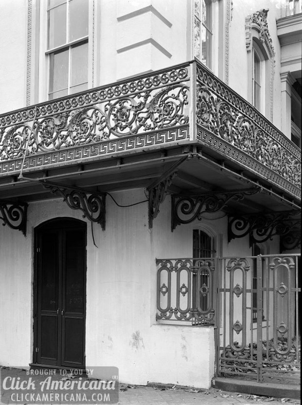 Hardee-Hartridge house Savannah