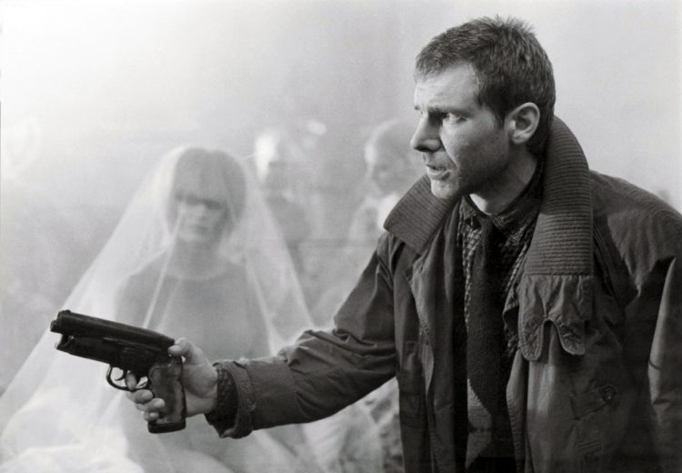 Harrison Ford - Blade Runner (1982)