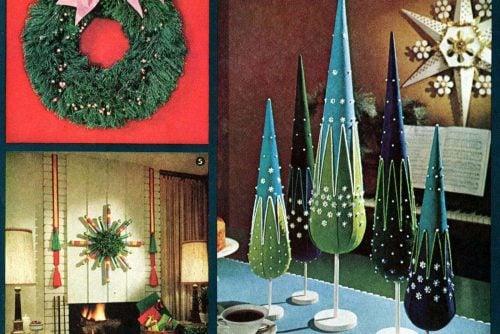 Have a crafty Christmas! Retro holiday decor you can make (1964)
