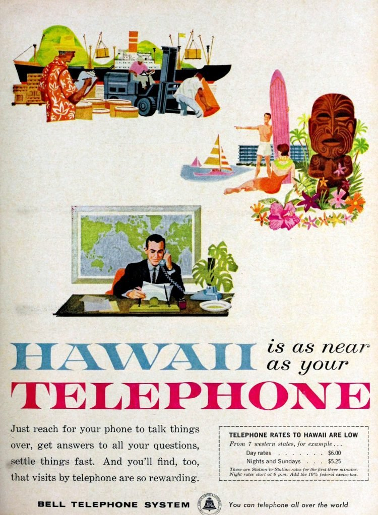 Hawaii in the 60s - Call the islands (1)