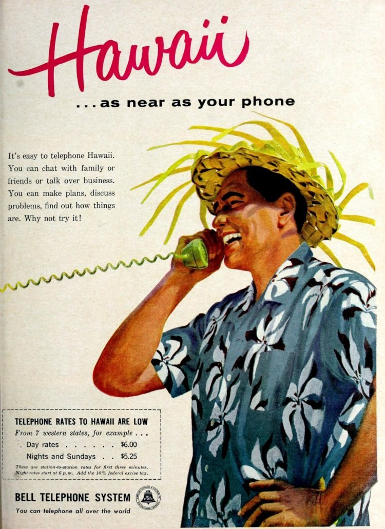 Hawaii in the 60s - Call the islands (2)