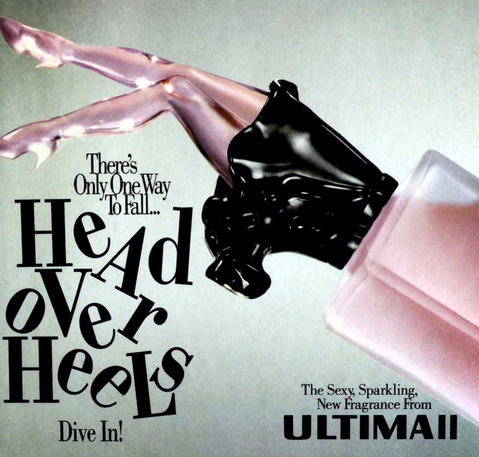 Head Over Heels fragrance from Ultima II (1994) at ClickAmericana.com