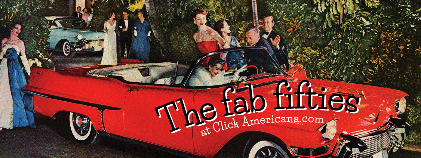 Vintage articles and more in the 1950s category at Click Americana