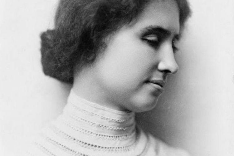 ae0bf2857ead7 A day with Helen Keller (1906) - Click Americana