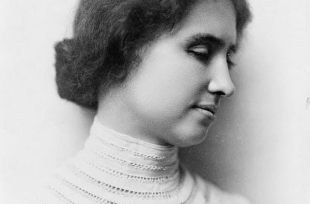 A day with Helen Keller (1906)