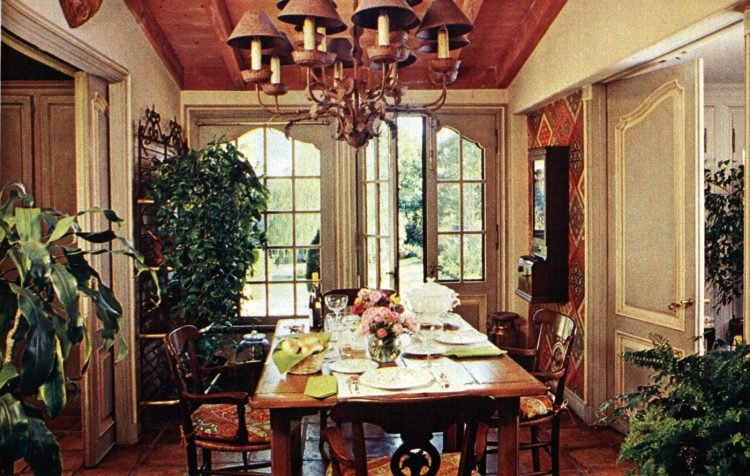 Helen Reddy See inside her beautiful California house in the '70s (2)