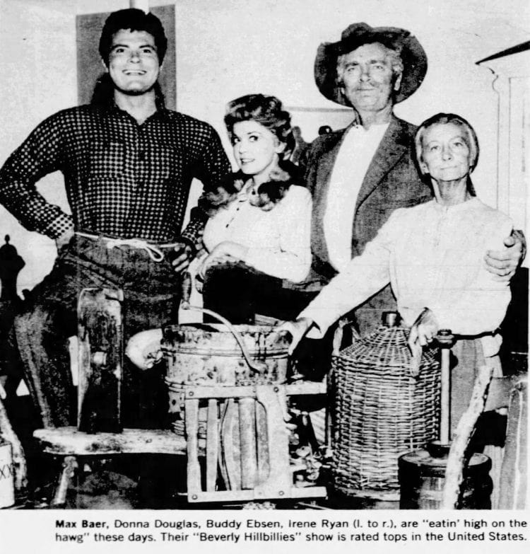 Here's the lowdown on the actors on Beverly Hillbillies (1964)