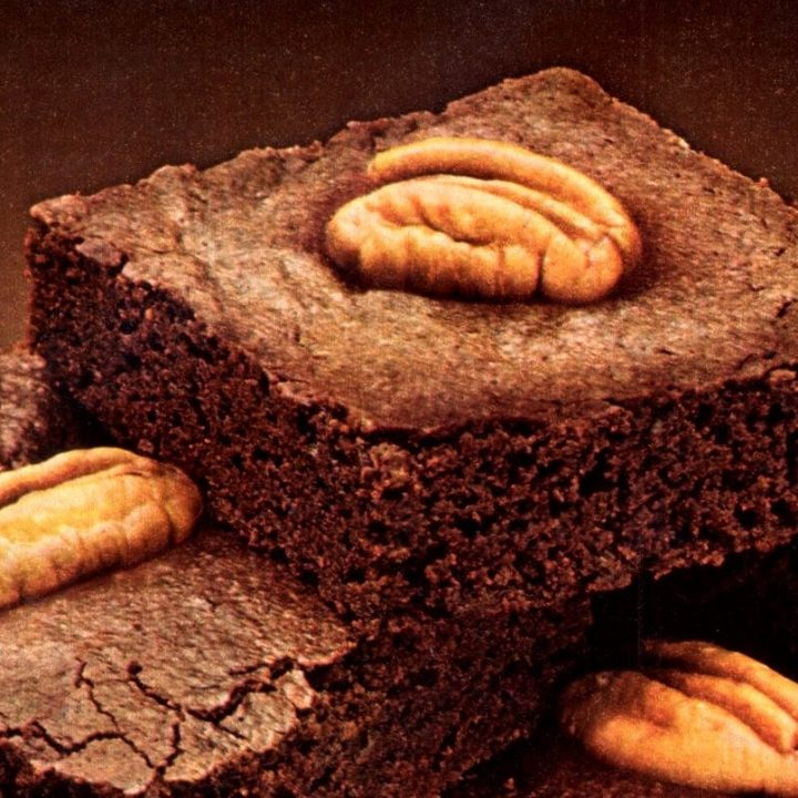 Hershey's Best Brownies: Classic fudgy recipe made with cocoa