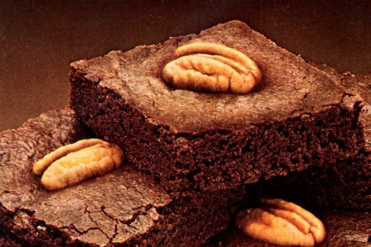 Hershey's Best Brownies Classic recipe made with cocoa (2)
