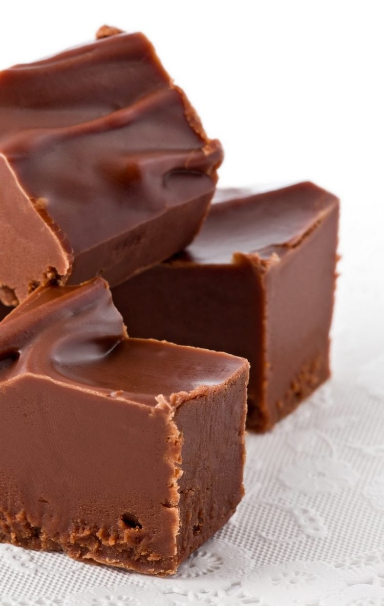 Hershey's rich cocoa fudge recipe from the '70s & '80s