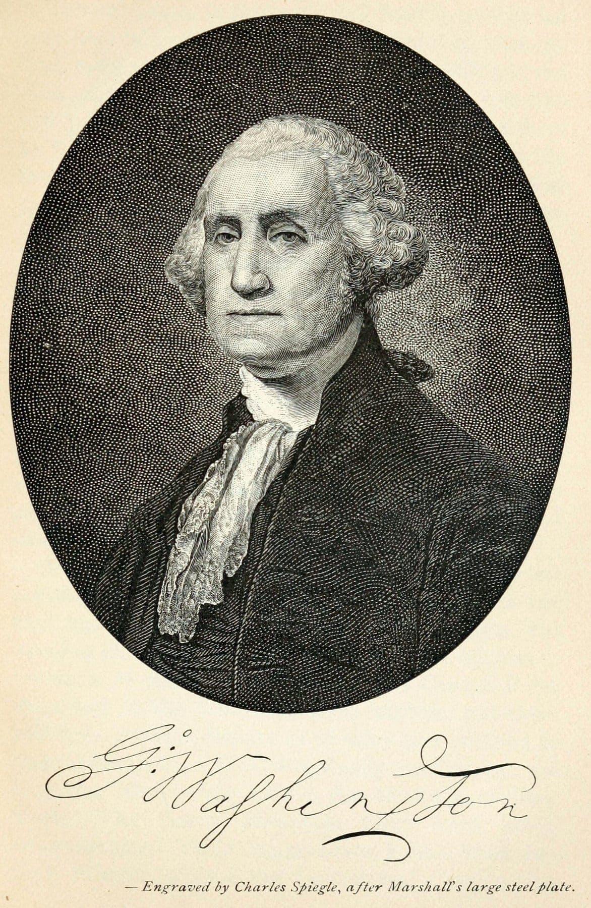 Historical image of George Washington (3)