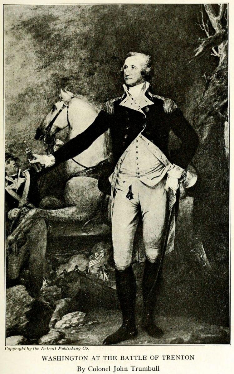 Historical image of George Washington (4)