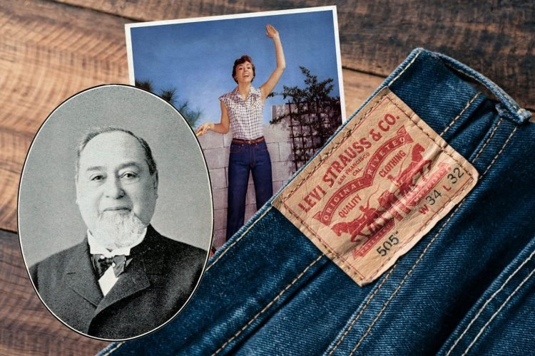 History of Levi's - About Levi Strauss and his denim jeans company