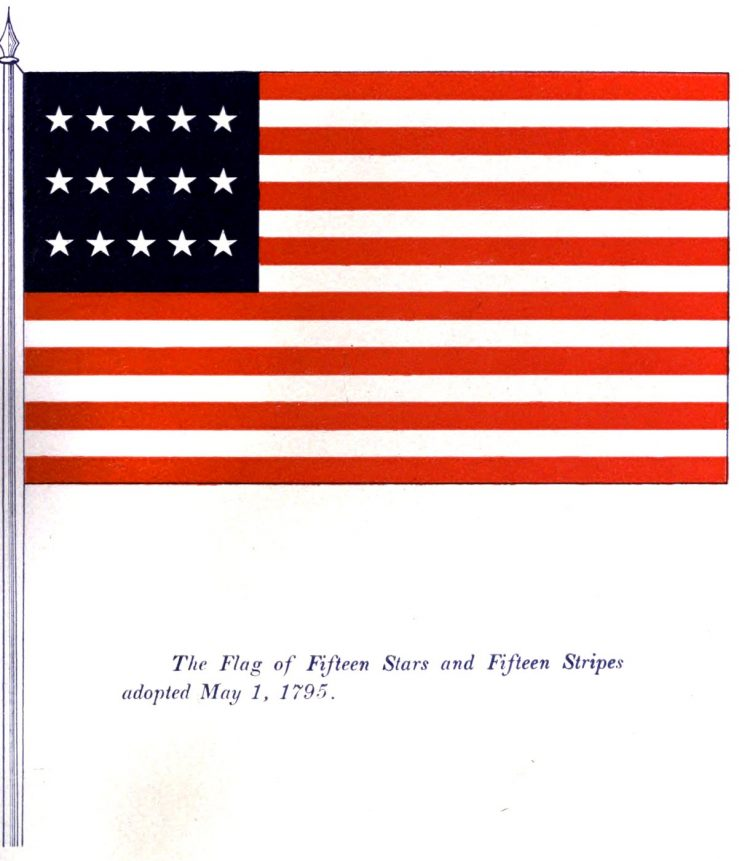 History of the American flag (3)
