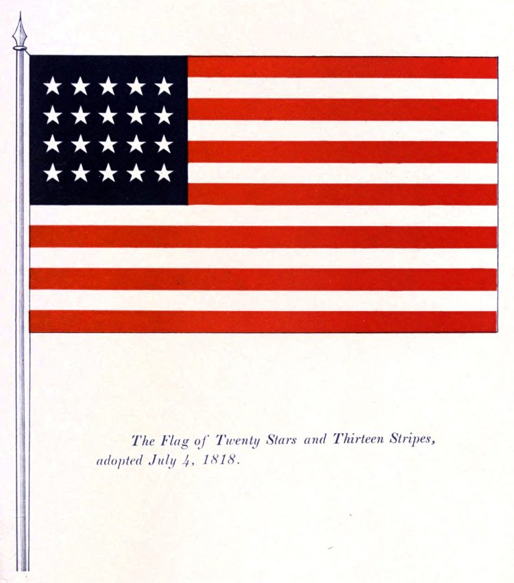 History of the American flag (4)