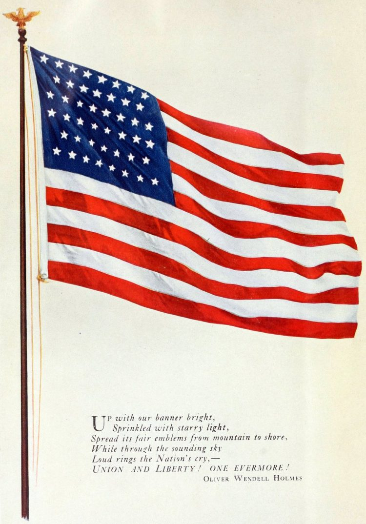 History of the American flag (5)