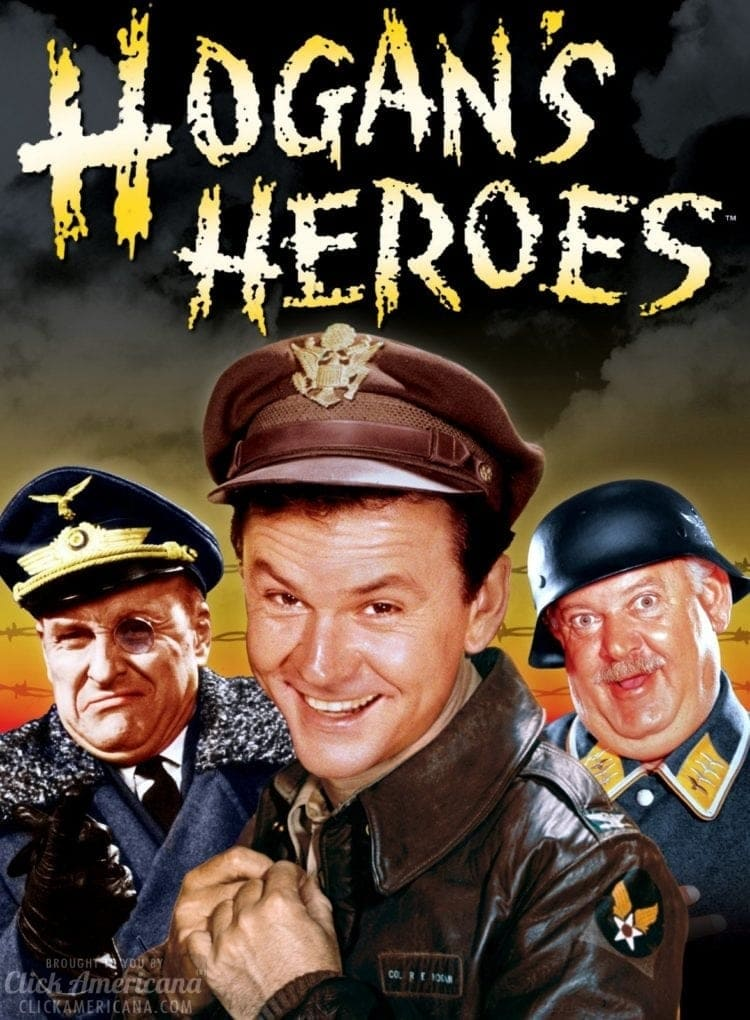 Hogan's Heroes DVD cover