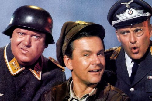 Hogan's Heroes star Bob Crane on finding the humor in war (1965)