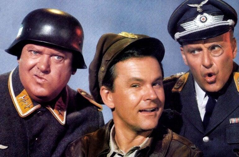 Hogan's Heroesstar Bob Crane on finding the humor in war (1965)