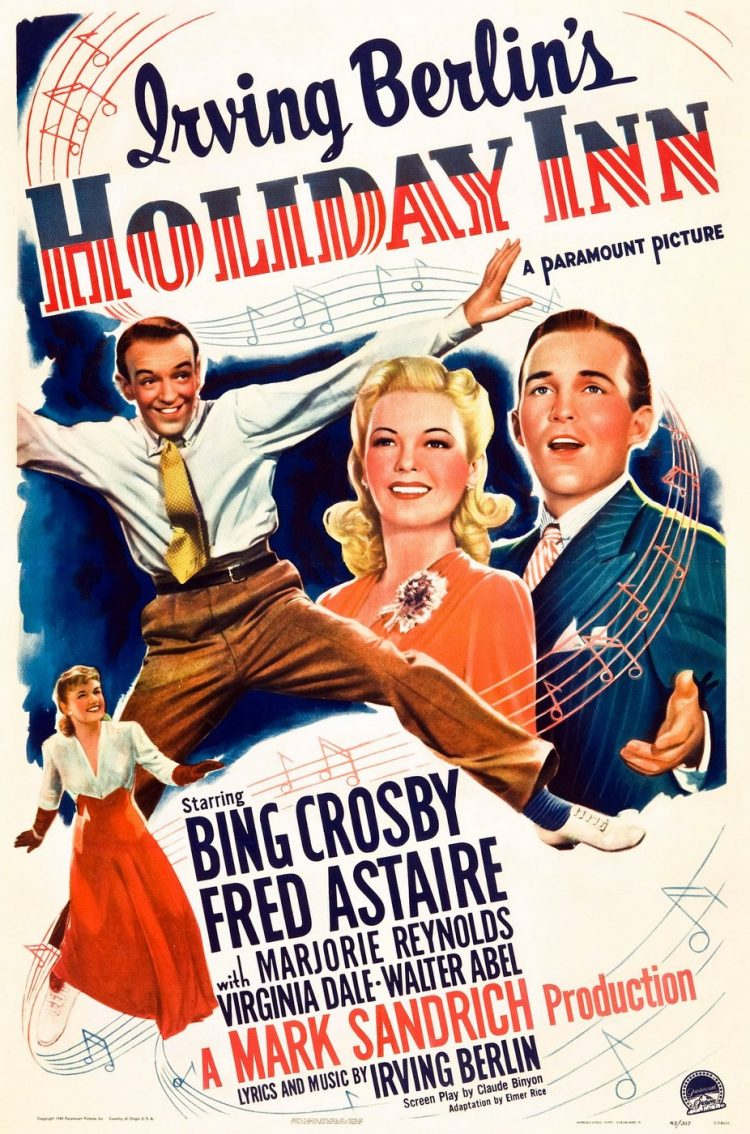 Holiday Inn movie 1942