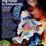 Holly Hobbie by Knickerbocker (1976)