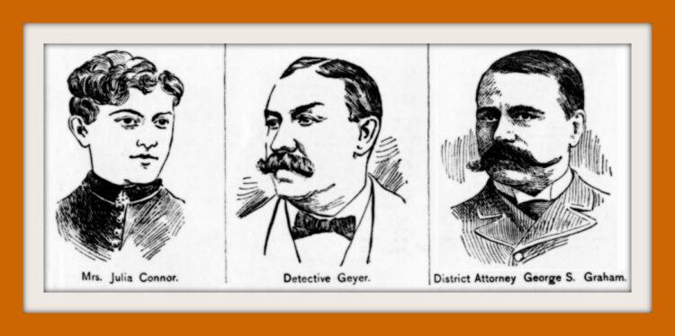 Holmes serial killer case - 1896