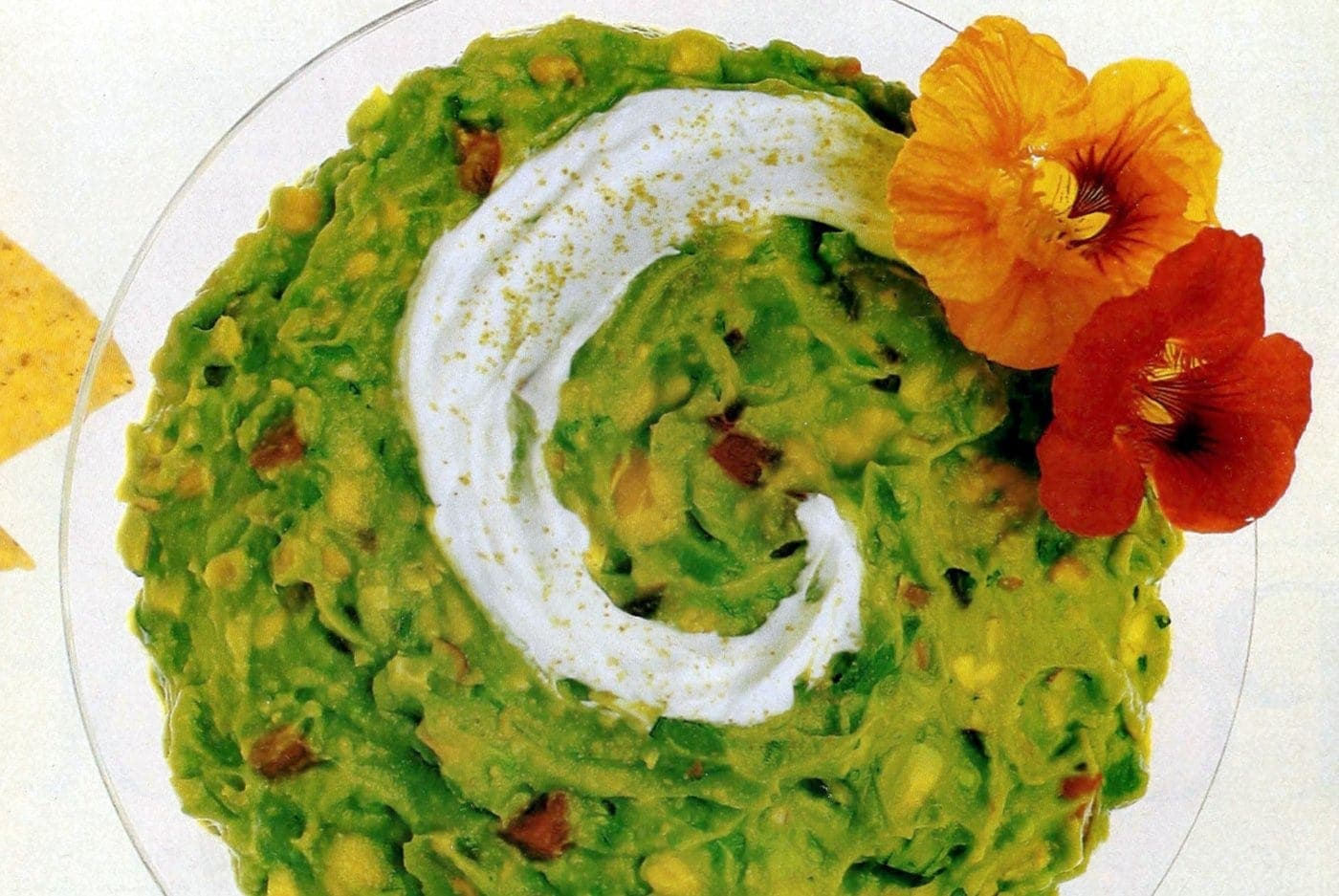 Holy guacamole 80s recipe for divine dip