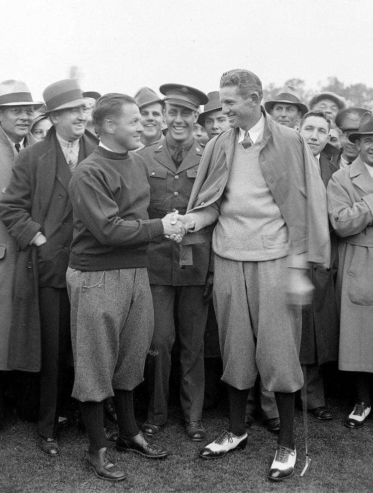 Horton Smith The Masters 1934