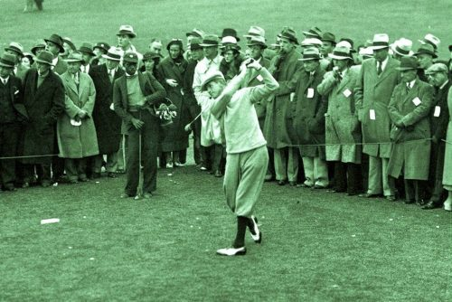 Horton Smith golf - The Masters 1934