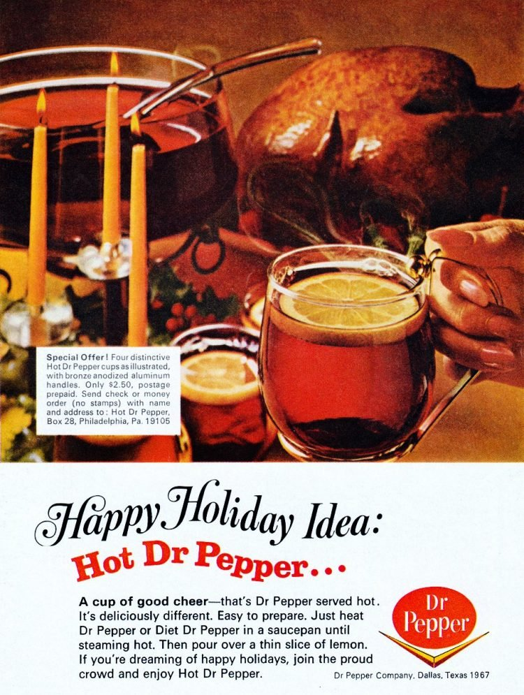 Hot Dr Pepper - 1967