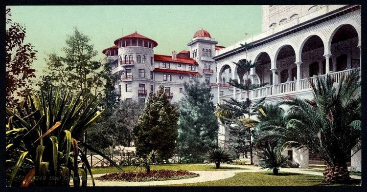 Hotel Green, Pasadena, California