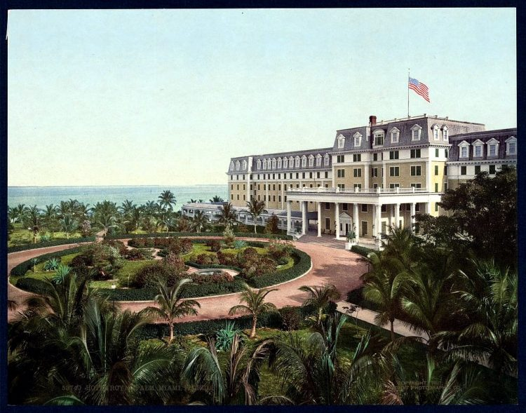 Hotel Royal Palm, Miami, Florida