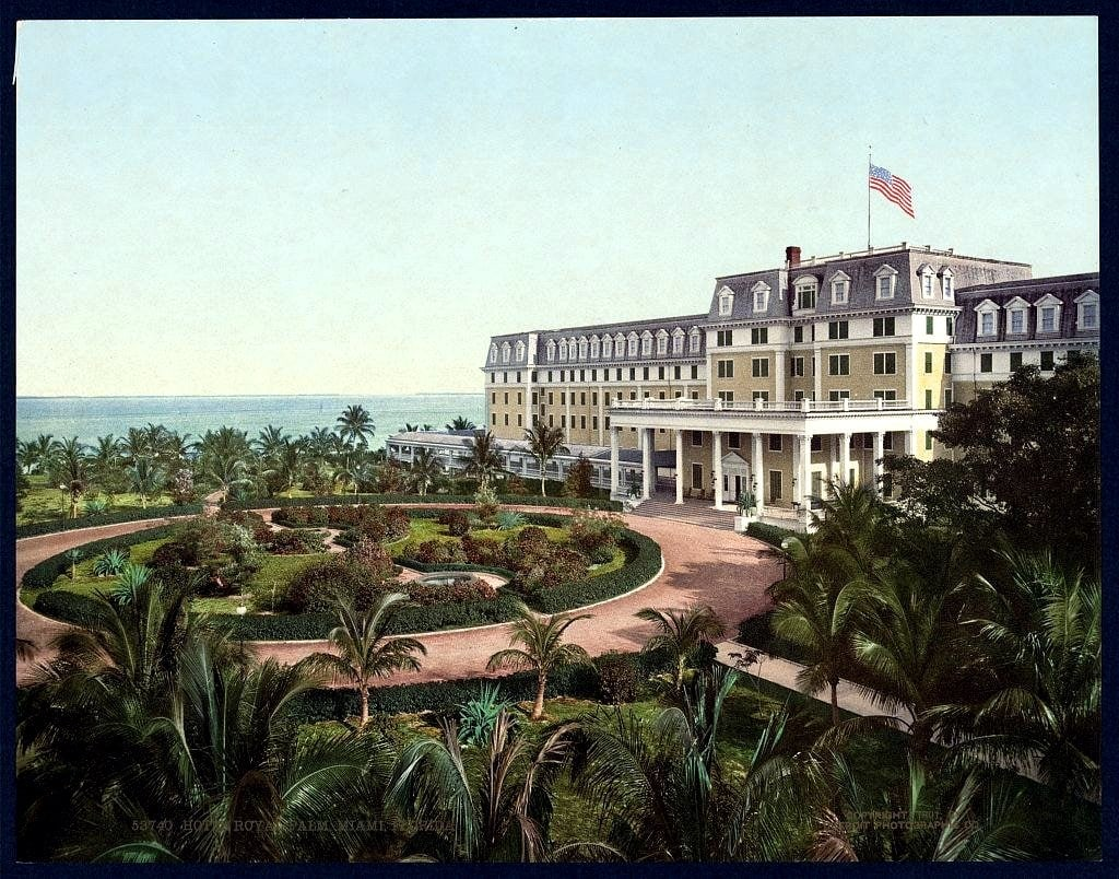 Hotel Royal Palm, Miami, Florida