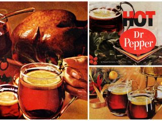 How Hot Dr Pepper became a cool thing in the world of warm winter drinks (1960s)
