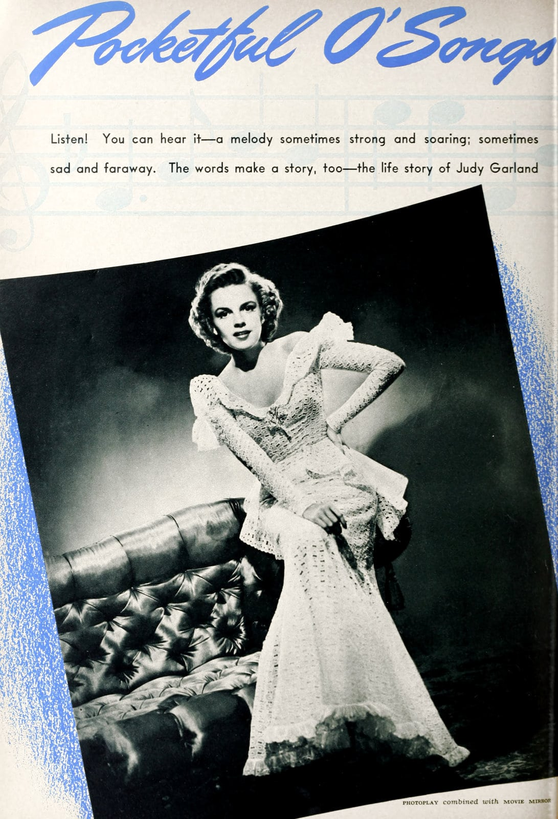 How Judy Garland's career began (1942)
