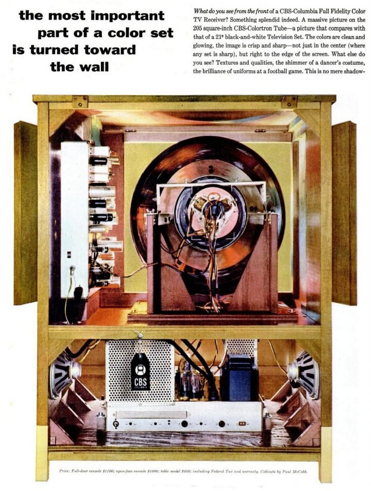 How color TV works - 1950s (2)