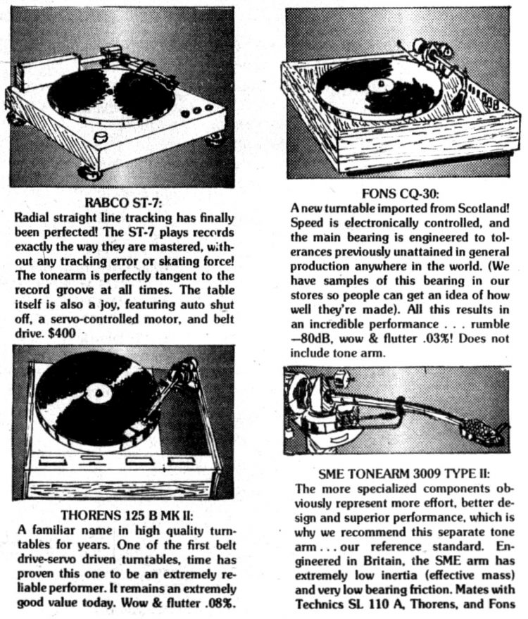 How do you choose a good turntable Tips for the best record players (2)