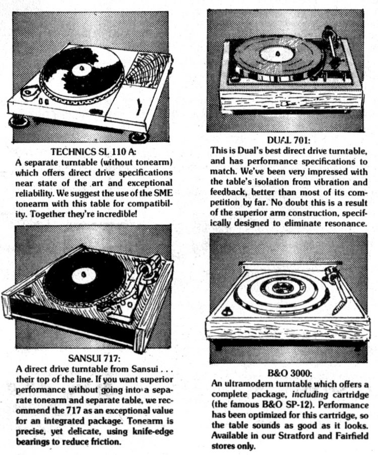 How do you choose a good turntable Tips for the best record players (3)