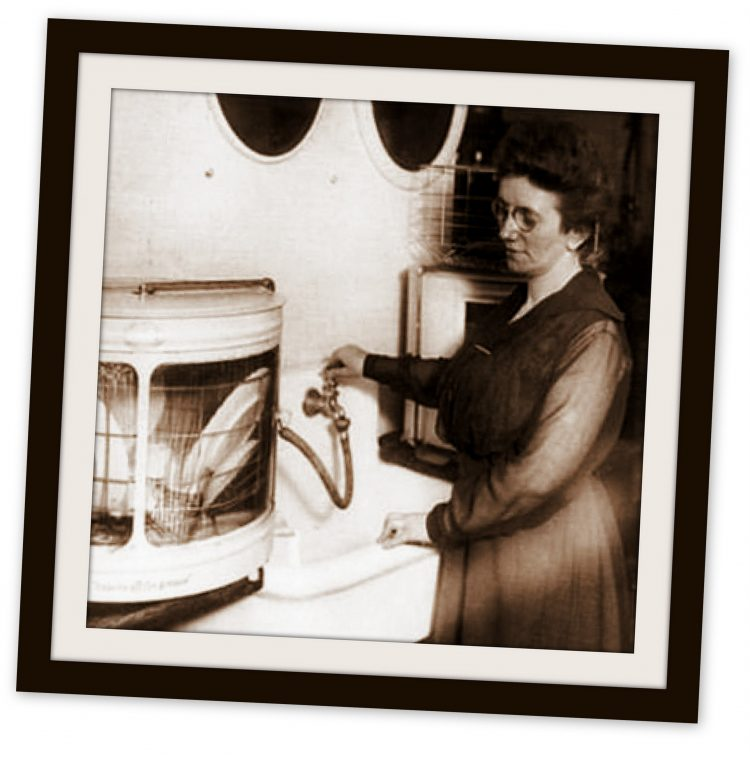 How one woman invented the automatic dishwasher - Josephine Cochrane