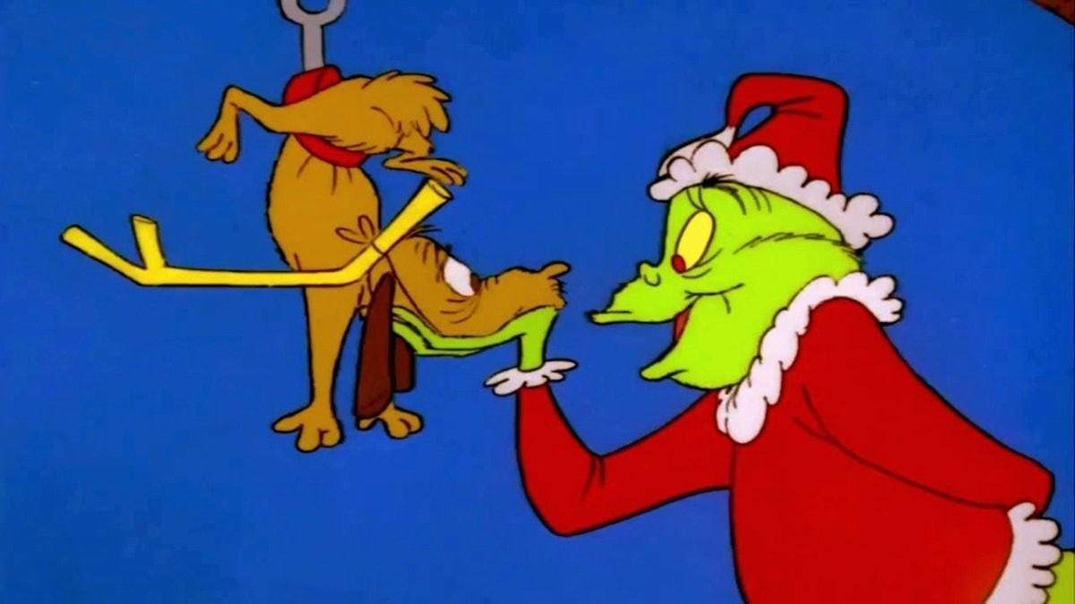 How The Grinch Stole Christmas 1966.Dr Seuss How The Grinch Stole Christmas 1966 Click