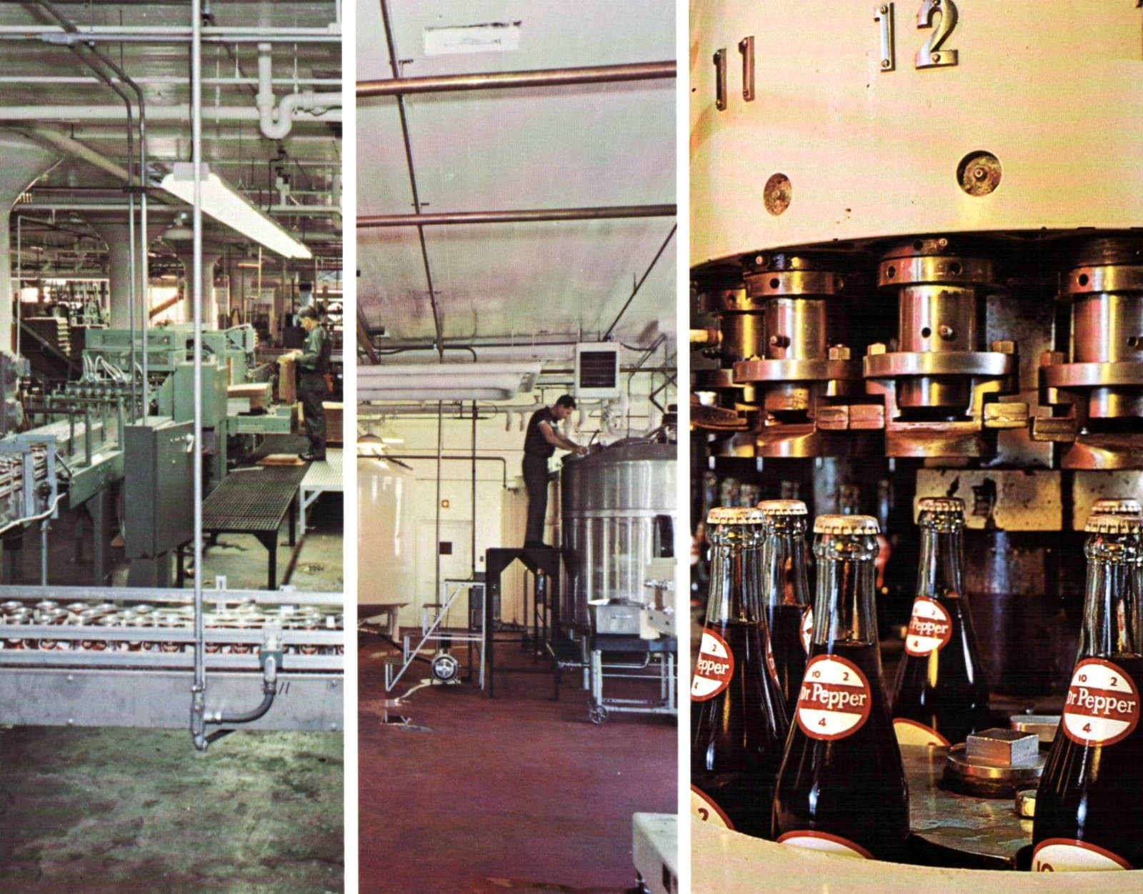How they made Dr Pepper in 1968