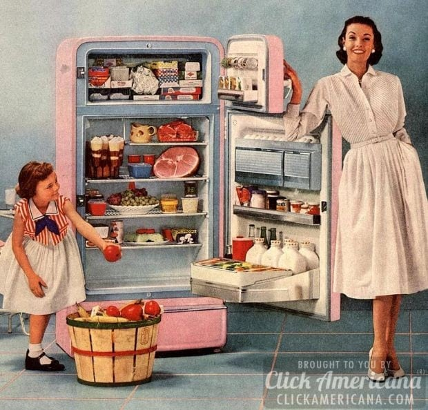 How to be a perfect fifties housewife
