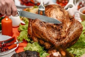 How to carve turkey, step-by-step