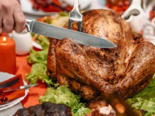 How to carve turkey, step-by-step