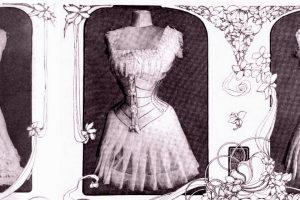 How to choose the most flattering, fashionable corsets (1904)