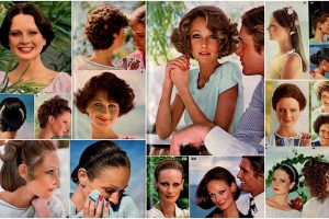 How to create 24 hot hairstyles from the summer of '77