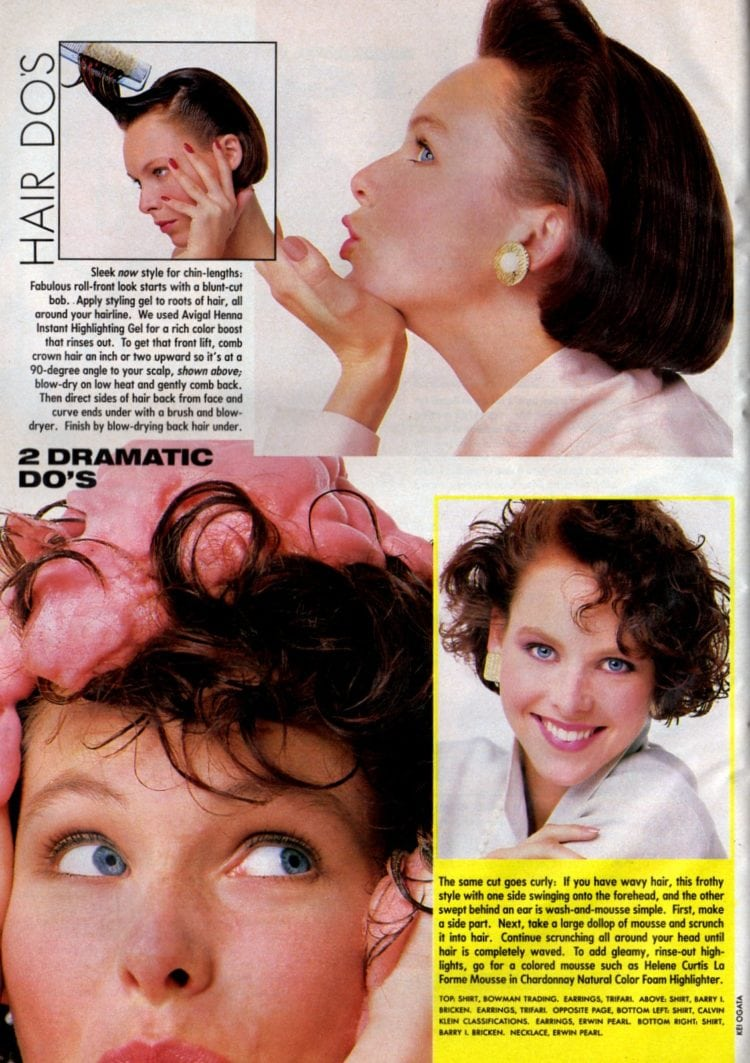 How to get these retro 80s haircuts and hairstyles from 1986 - Beauty tips (2)